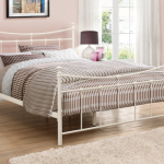 Epsom Metal Bed Collection