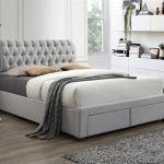 Valencia Fabric Bed Collection